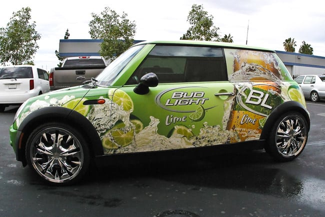 bud-light-lime-car-wrap-advertising