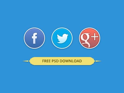 rounded-social-buttons-psd-web-design-buttons