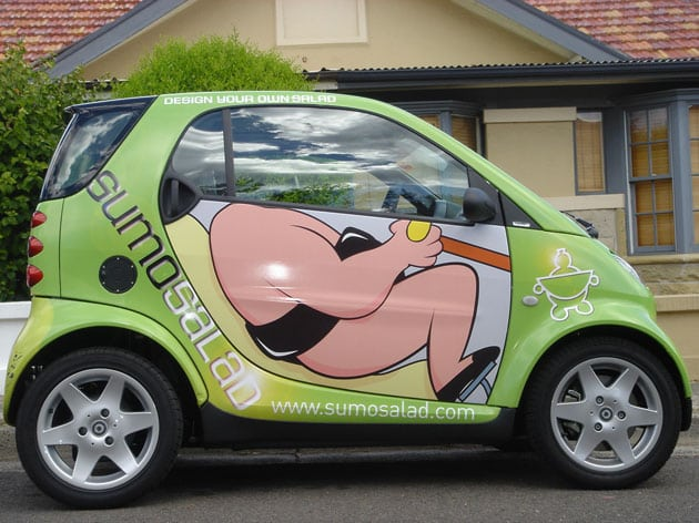 smart-car-sumo-salads-car-wrap-advertising